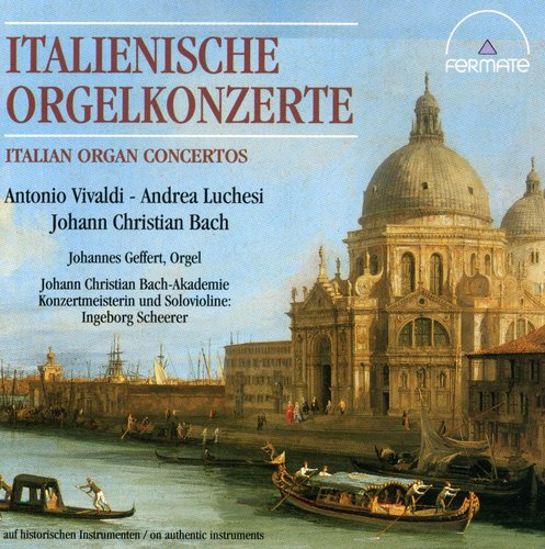 Italian Organ Concertos /  Various