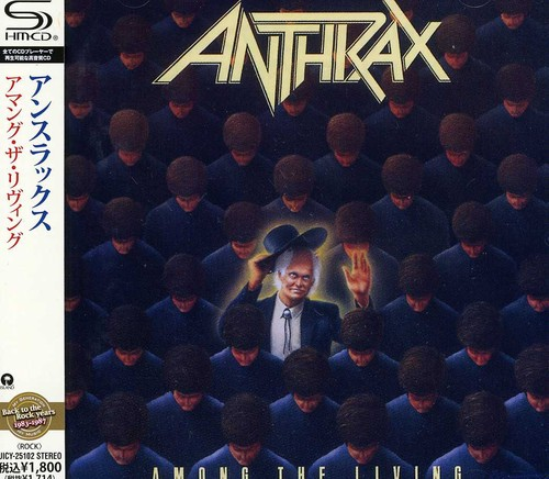 Anthrax - Among The Living (Shm-Cd) [Import]