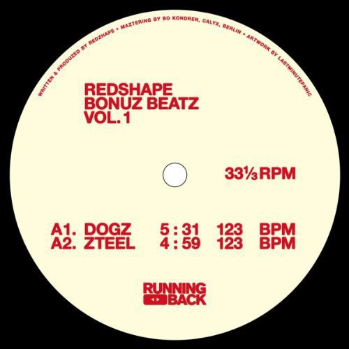Bonuz Beatz Vol 1