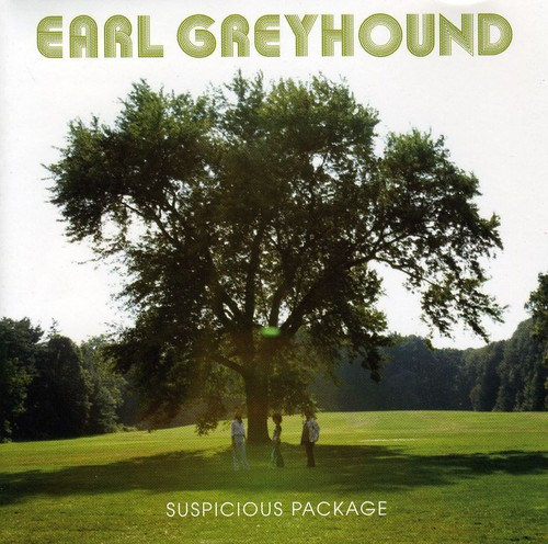 Earl Greyhound - Suspicious Package [With Foldout Poster]