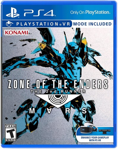 Ps4 Zone of Enders: The 2nd Runner Mars - Zone Of Enders: The 2nd Runner Mars