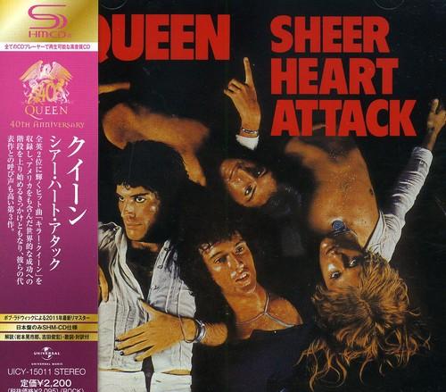 Queen - Sheer Heart Attack (Jpn) (Shm)