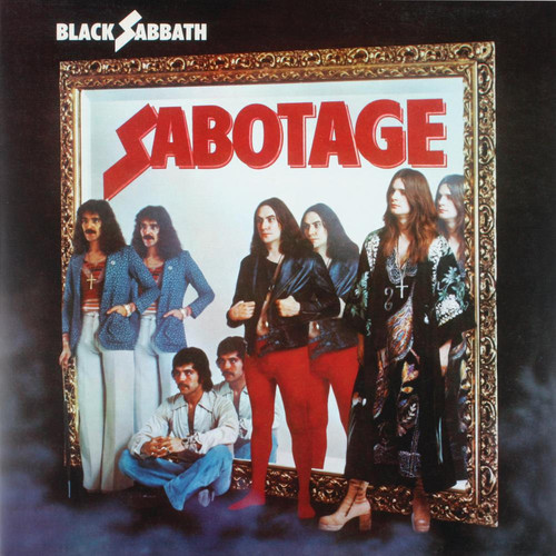 Black Sabbath - Sabotage (Uk)