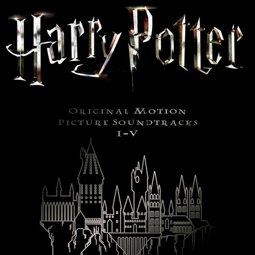 Harry Potter [Movie] - Harry Potter: Original Motion Picture Soundtracks I-V [Limited Edition 10LP Picture Disc Box Set]
