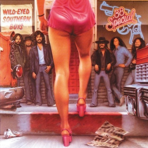 Wild-Eyed Southern Boys [Import]
