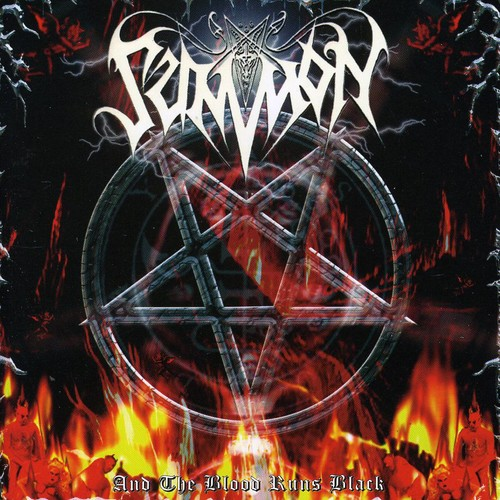 Summon - And The Blood Runs Black