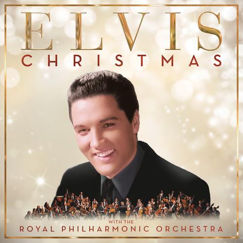 Elvis Presley - Christmas With Elvis Presley & Royal Philharmonic Orchestra [LP]
