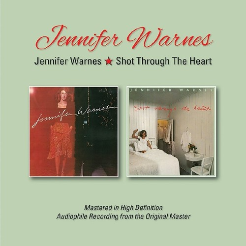 Jennifer Warnes - Jennifer Warnes / Shot Through The Heart (Uk)