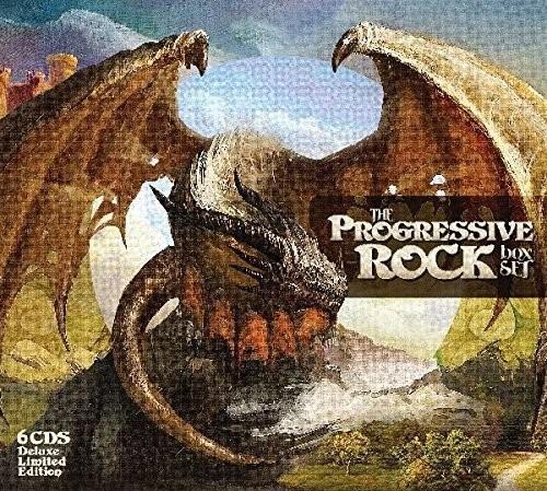 Progressive Rock Box / Various Box Arg - Progressive Rock Box / Various