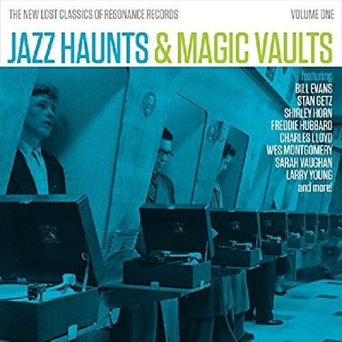 Jazz Haunts & Magic Vaults New Lost Classics / Va - Jazz Haunts & Magic Vaults: New Lost Classics / Va