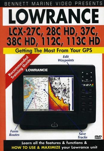 Lowrance Lcx-27c,28c Hd,37c,38c Hd,112c,113c Hd