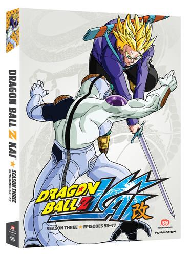 Dragon Ball Z Kai: Season 3