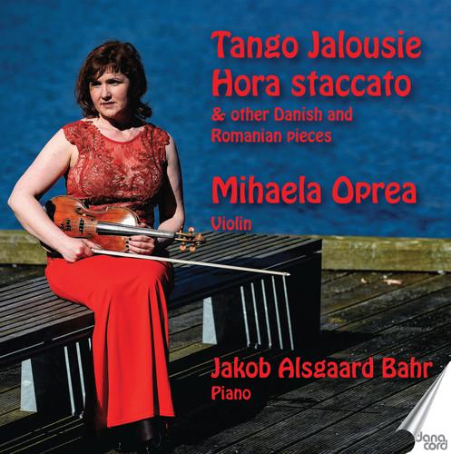 Mihaela Oprea & Jakob Alsgaard Bahr