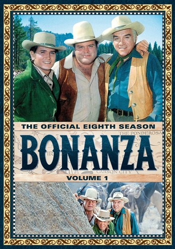 Bonanza: The Official Eighth Season Volume 1
