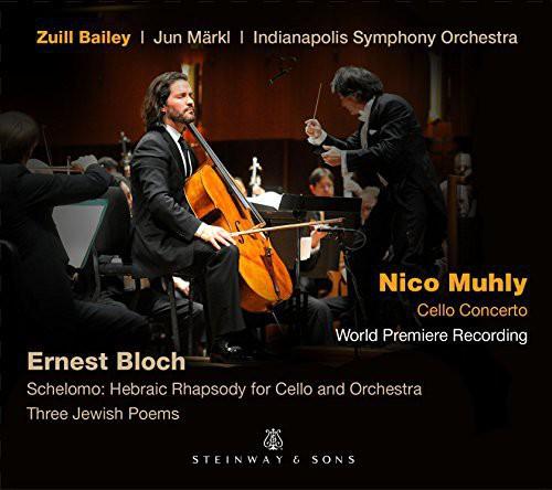 Zuill Bailey - Cello Con Schelomo