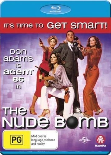 Nude Bomb: AKA the Return of Maxwell Smart                                       [Import]