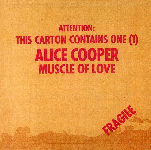 Alice Cooper - Muscle Of Love [Import]