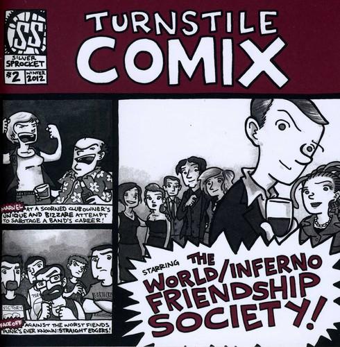 Turnstile Comix 2