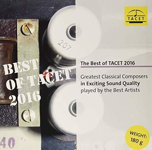 Best of Tacet 2016