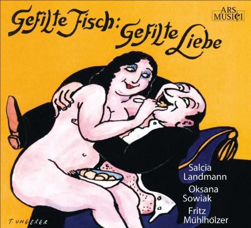 Gefilte Fisch: Gefilte Liebe