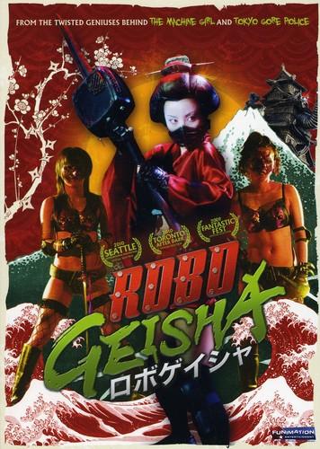 Robogeisha: Live Action Movie