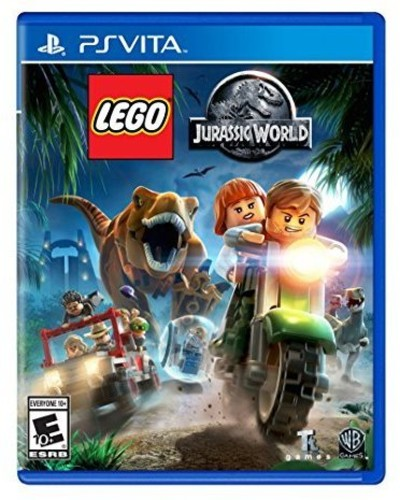 LEGO Jurassic World for PlayStation Vita