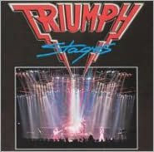 Triumph - Stages [Remastered]