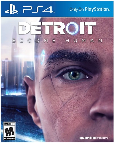 Ps4 Detroit: Become Human - Detroit: Become Human