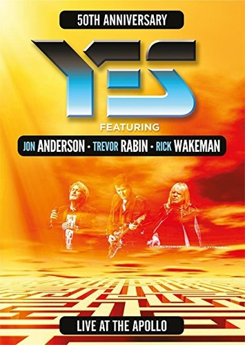 Yes - Live At The Apollo [DVD]