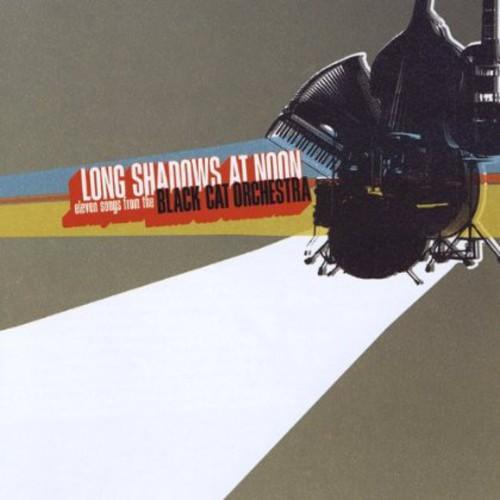Long Shadows at Noon