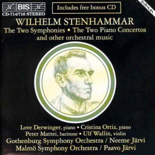 2 Symphonies /  2 Piano Concertos