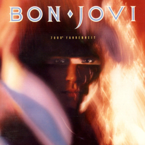 Bon Jovi - 7800 Degrees Fahrenheit [Import Vinyl]