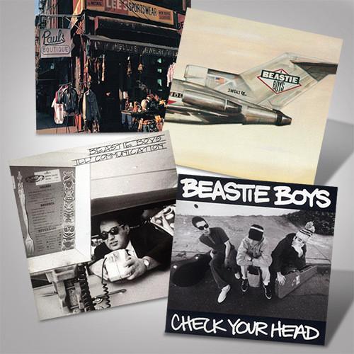 Beastie Boys - The First Four Vinyl Bundle