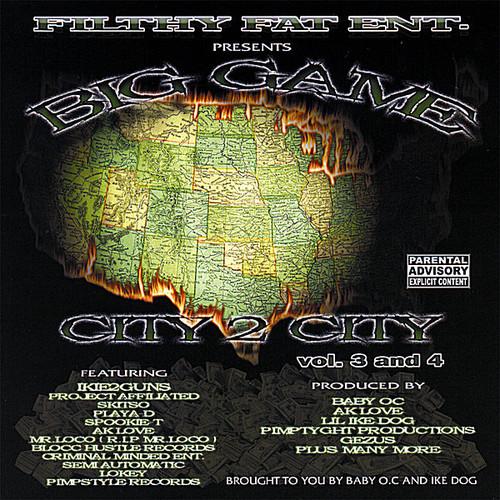 4-Big Game City to City 3