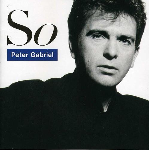 Peter Gabriel - So [Import]