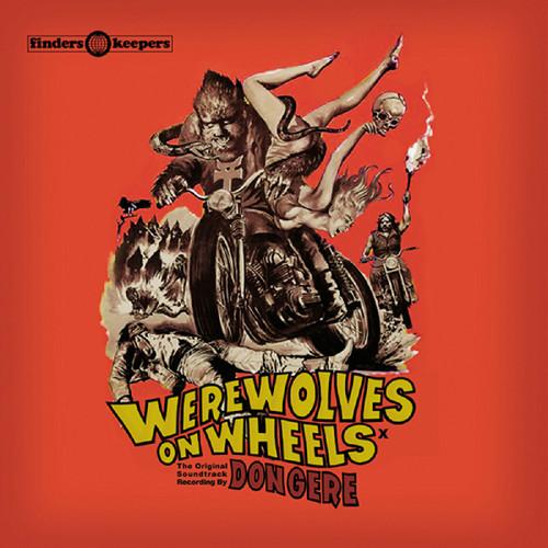 Werewolves on Wheels /  O.S.T.