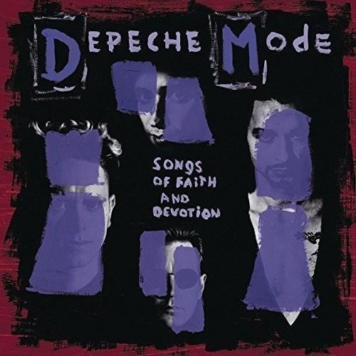 Depeche Mode - Songs Of Faith & Devotion (Hol)
