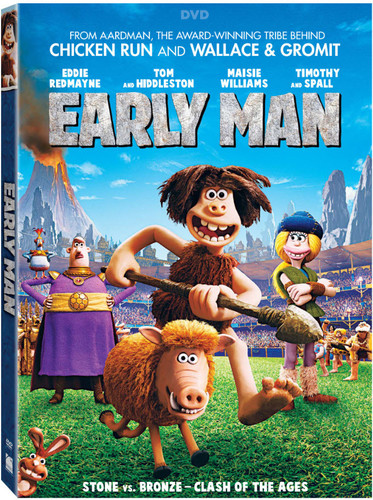 Early Man [Movie] - Early Man
