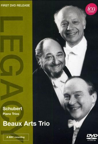 Beaux Arts Trio Plays Schubert