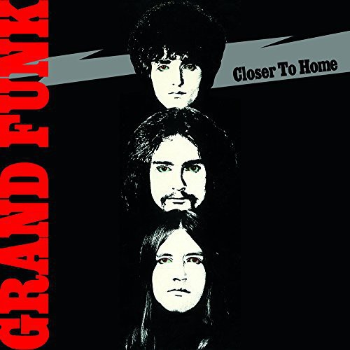 Grand Funk Railroad - Closer To Home (Hol)