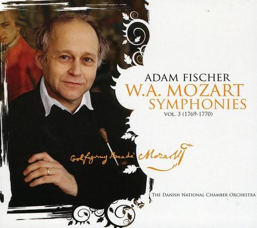 Mozart Symphonies 3
