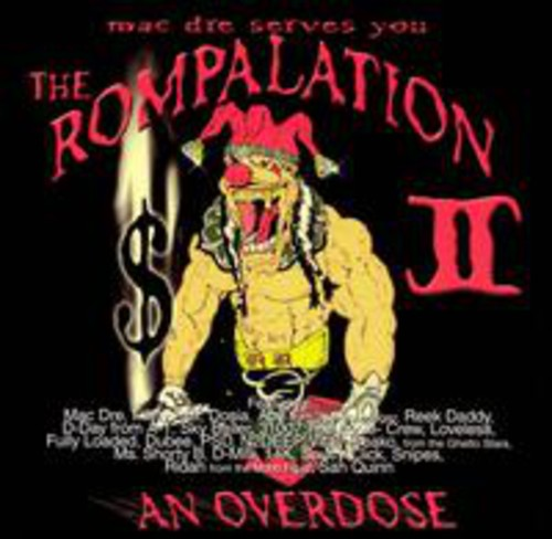 Mac Dre - Mac Dre Presents The Rompalation Vol.2