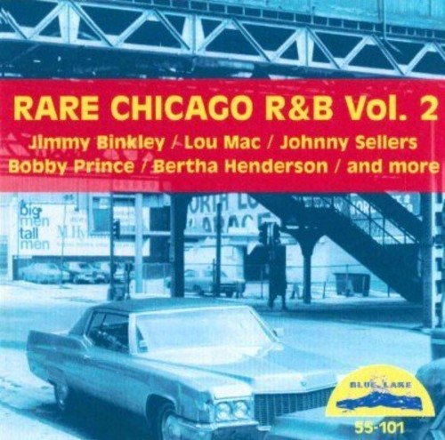 Rare Chicago R & B 1952-56 V2 /  Various