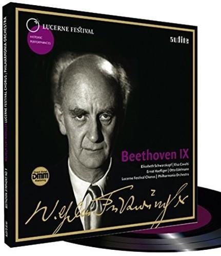 Wilhelm Furtwaengler Conducts Beethoven's Symphony