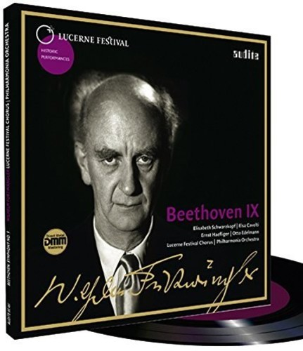 Wilhelm Furtwaengler Conducts Beethoven's Symphony