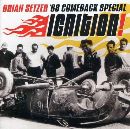 Brian Setzer-Ignition!