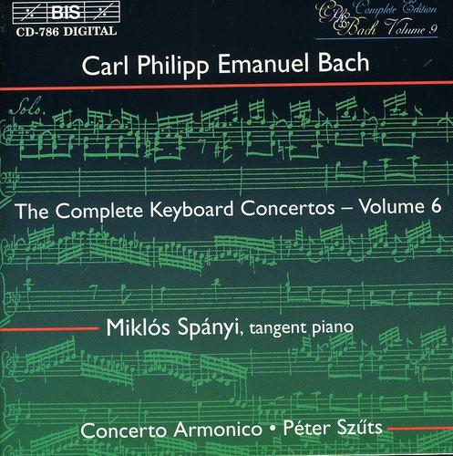 Complete Keyboard Concerti VI