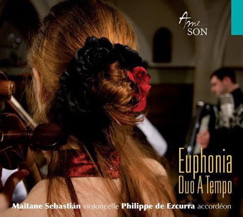 Euphonia: Music for Cello & Accordion