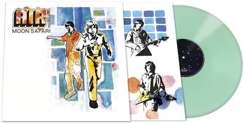 Air - Moon Safari: 20th Anniversary Edition [Phosphorescent/Glow In The Dark LP]