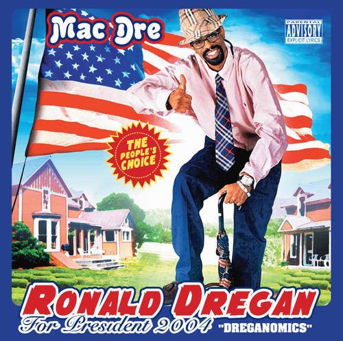 Ronald Dregan - Dreganomics [Explicit Content]